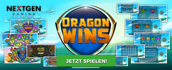 Dragon Wins Quickspin Slot