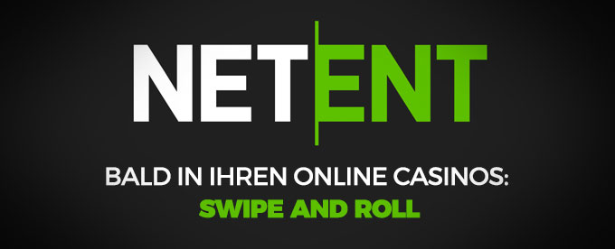 Swipe and Roll - NetEnt