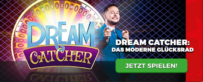 Spielen Sie Dream Catcher bei PokerStars