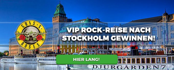 Rock N' Roll in Stockholm!