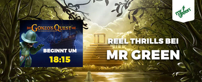 Reel Thrills bei Mr Green