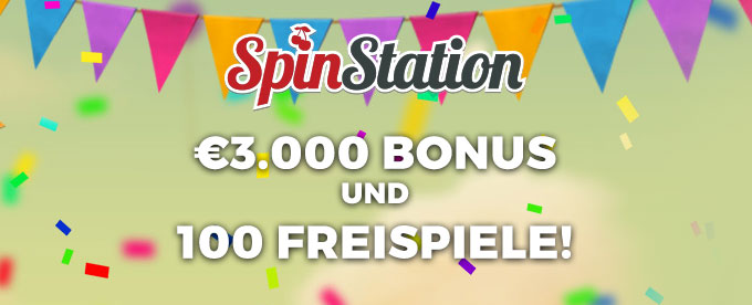 Spin Station Online Casino