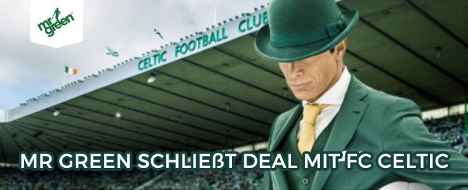 Mr Green & Celtic FC Deal