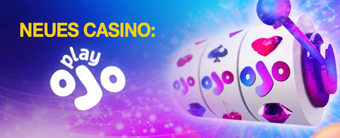 Neues Online Casino: PlayOJO