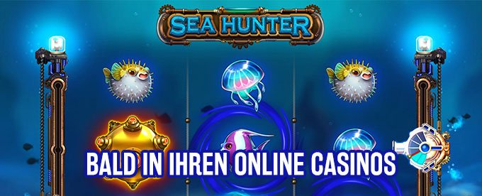 Sea Hunter Slot Play'n GO