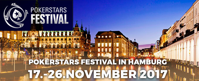 Erstes PokerStars Festival in Hamburg